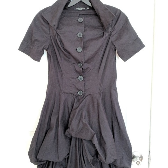 All Saints Dresses & Skirts - All saints, Spitalfield s black supreme dress